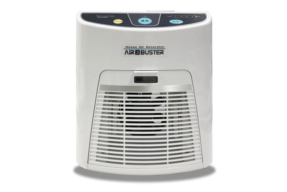 AIRBUSTER(エアバスター)/オゾン脱臭機-アスィーナ